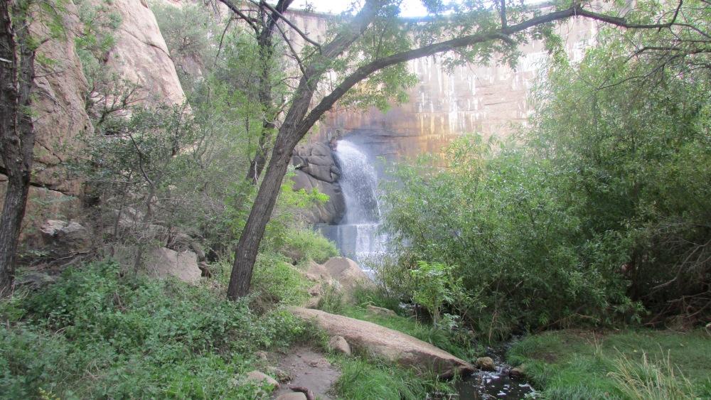 I love hiking in Prescott, Arizona. (1/4)