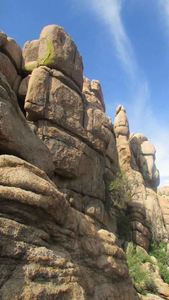 I love hiking in Prescott, Arizona. (4/4)
